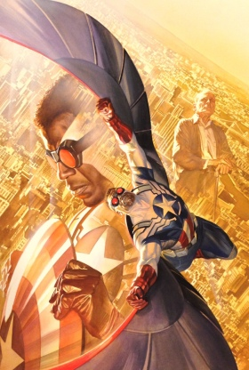 All-New Captain America by Alex Ross