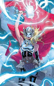 Thor, Goddess of Thunder